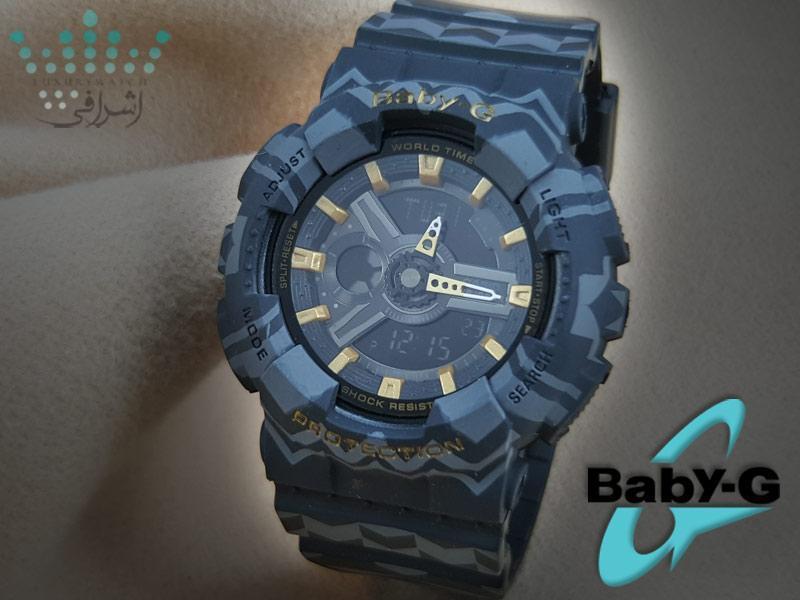 Baby g BA 110TP 6 - Baby-g BA-110TP