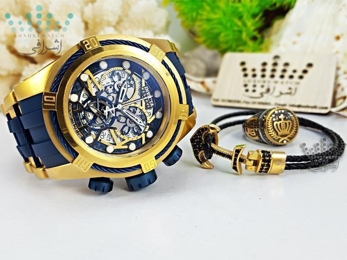 ساعت بزرگ اینوکتا مدل Invicta 728742