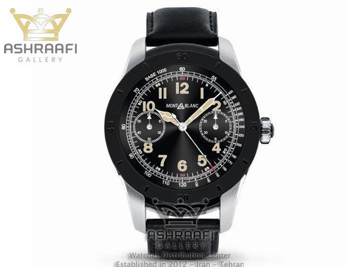 ساعت هوشمند مونت بلانک