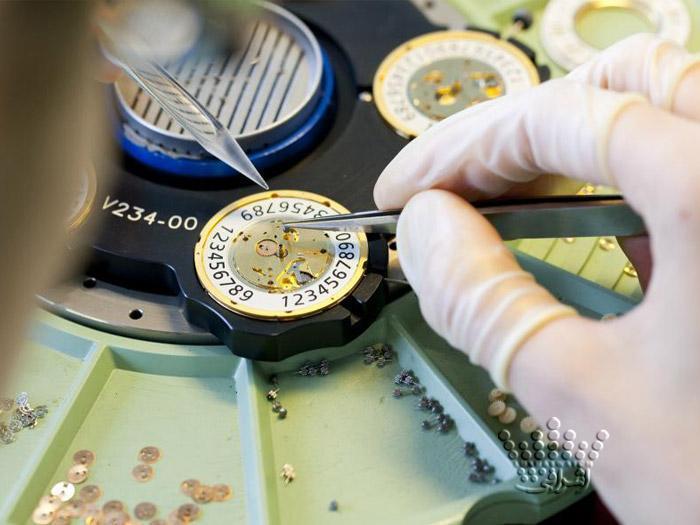 Ronda 04 - تاریخچه شرکت روندا (Ronda) - تولیدکننده ساعت و موتور ساعت