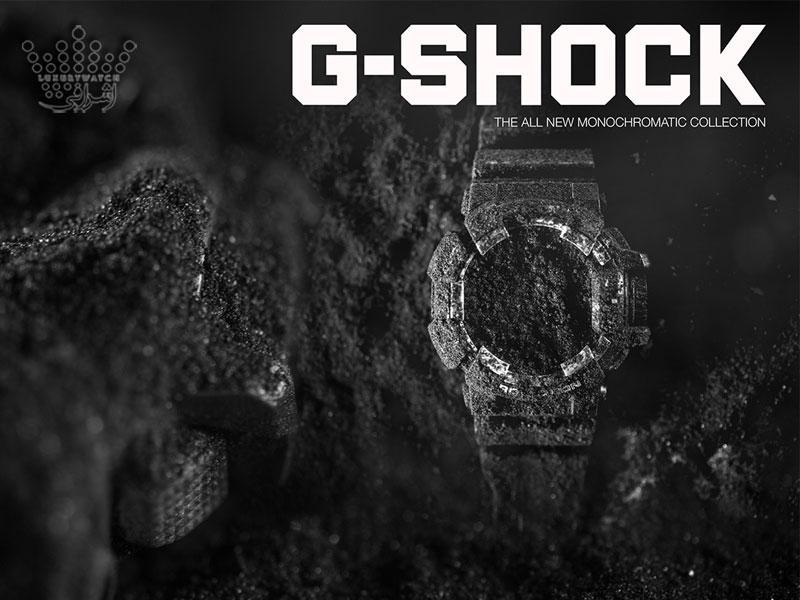 g shock 02 - ساعت جی شاک
