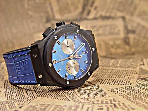 ساعت مچی مردانه هابولت مدل 5365 سایت اشرافی