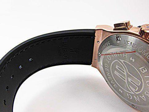 ساعت مچی مردانه هابولت مدل 5378 سایت اشرافی
