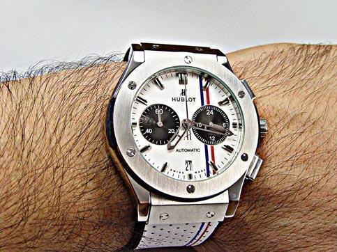 ساعت مچی مردانه هابولت فرانسه مدل 7611 سایت اشرافی