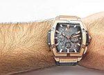 ساعت مچی مردانه هابولت مدل اس دی 16 سایت اشرافی