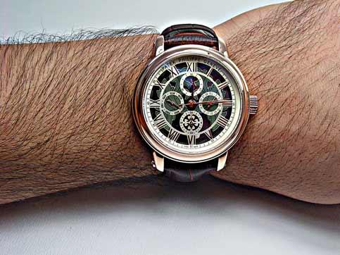 ساعت مچی موتورباز پتک فلیپ مدل پی 81121 سایت اشرافی