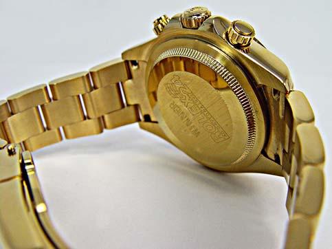درب پشت ساعت رولکس Rolex زنانه 45J -02