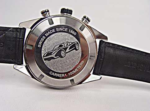 ساعت مچی تگ هویر مدل 9671 سایت اشرافی
