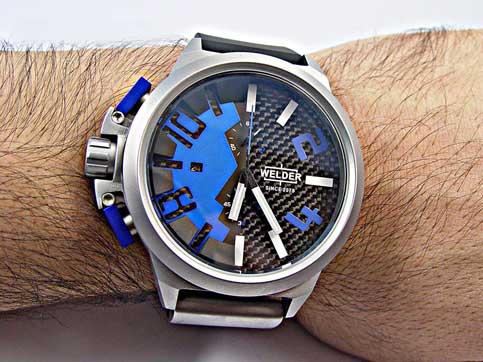 ساعت مچی مدل ولدر 473 سایت اشرافی