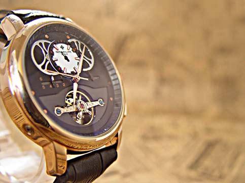 ساعت مچی موتورباز پتک فلیپ مدل 6225 سایت اشرافی