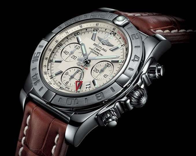ساعت Breitling Chronomat 44 GMT