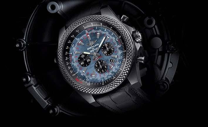 ساعت Breitling Bentley B06 Midnight Carbon