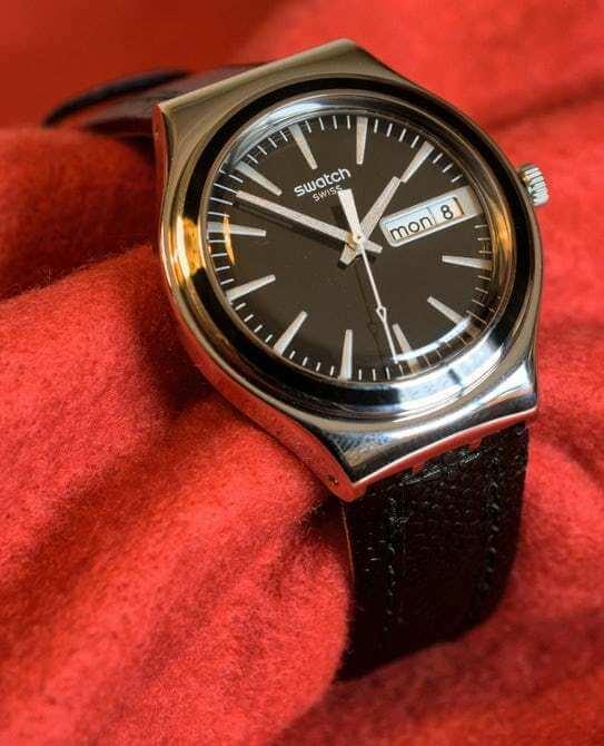 ساعت Swatch