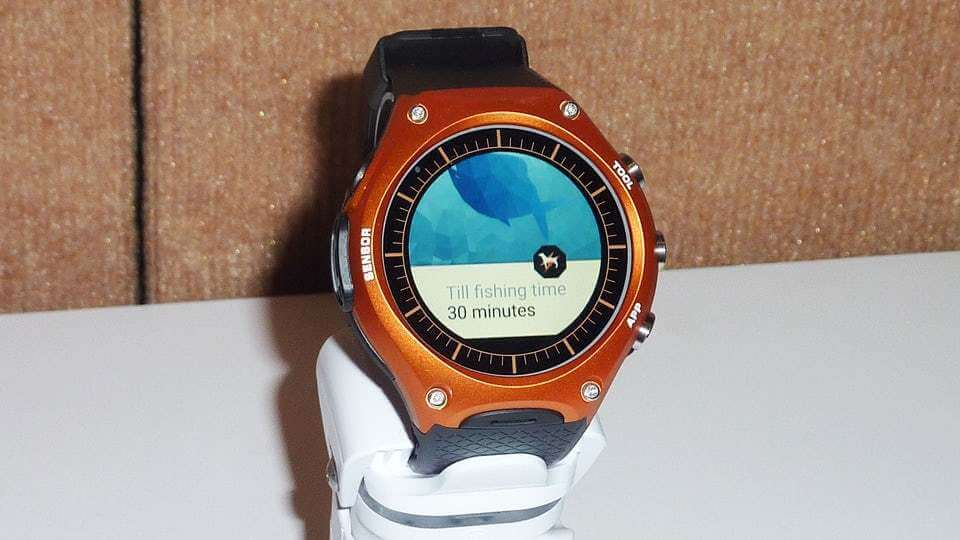 ساعت هئشمند Casio WSD-F10 Smart Outdoor