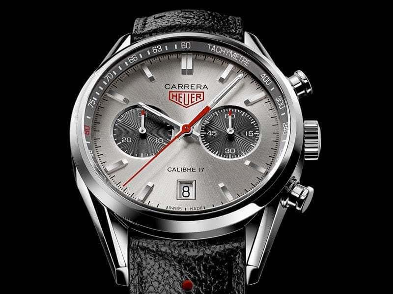 ساعت AG Heuer Calibre 17