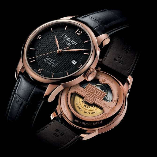ساعت Tissot Le Locle Chronometer Edition