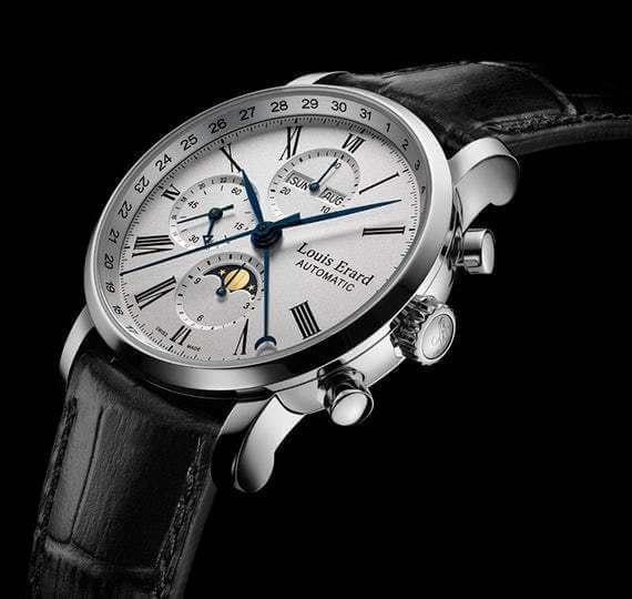 ساعت Louis Erard Excellence Moonphase Chronograph