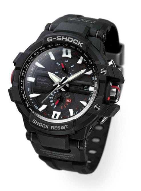 ساعت G-SHOCK GW-A1000-1ADF