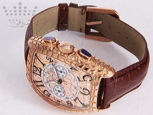 کپی ساعت فرانک مولر