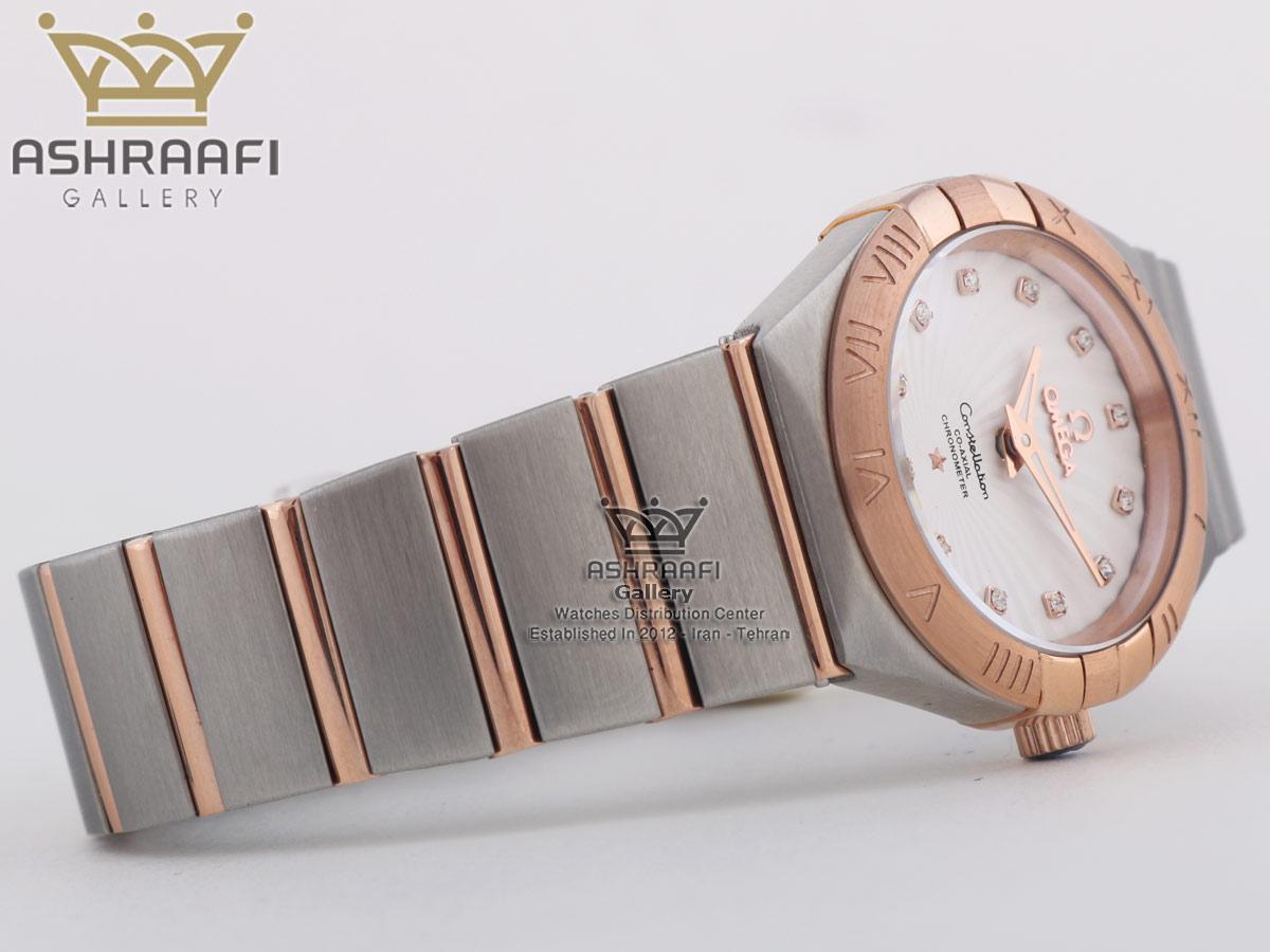 فروش ساعت زنانه کانسلیشن های کپی Constellation 825
