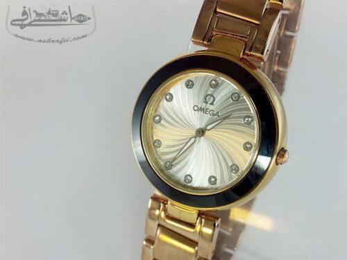 کپی ساعت امگا زنانه
