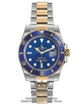 فروش ساعت های کپی رولکس ساب مارینر آبی Rolex Submariner B
