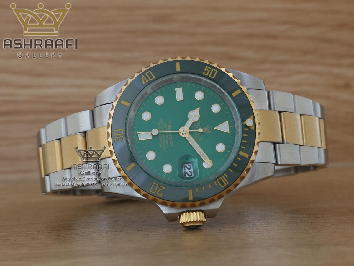 ساعت سابمارینر سبز Rolex Submariner G