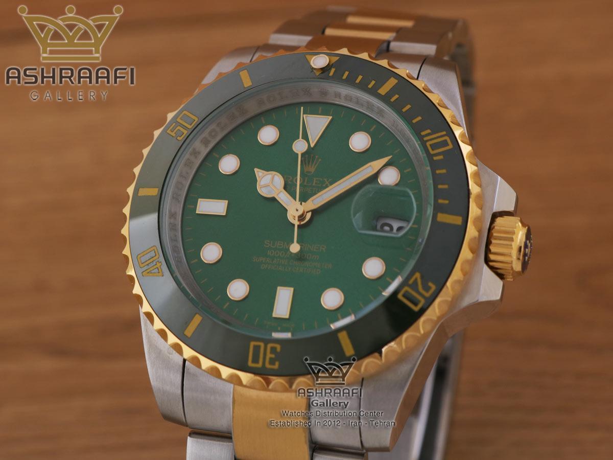 فروش ساعت رپلیکای ساب مارینر رولکس Rolex Submariner G