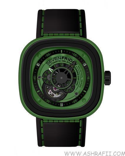 ساعت مچی سون فرایدی