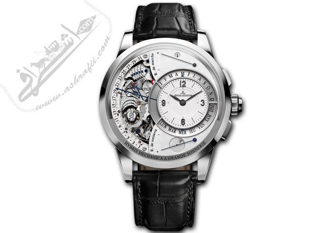 یکی از گرانقیمت ترین ساعت مچی های جهان