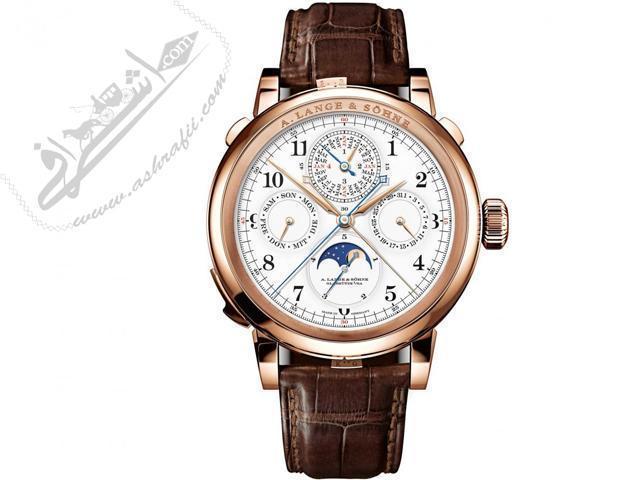 سومین ساعت گران قیمت جهان