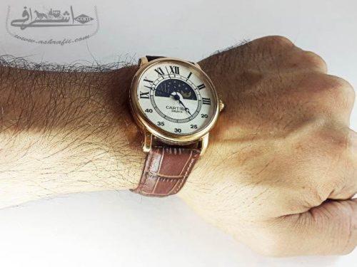 کپی ساعت مچی کارتیر