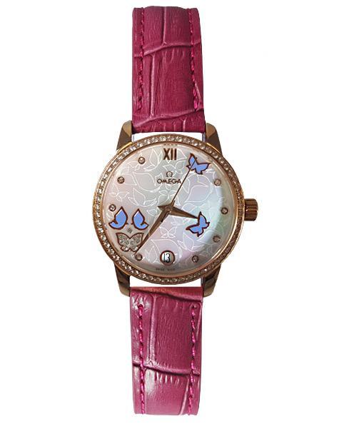 ساعت مچی امگا رنگی Omega-F3