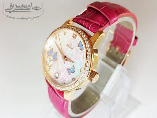 ساعت امگا رنگی Omega-F3