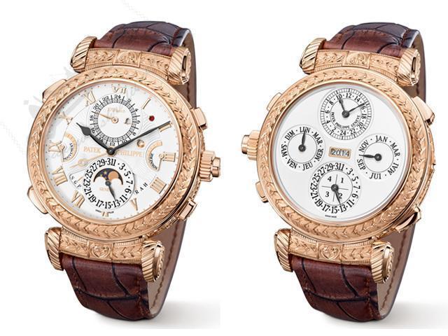 گرانقیمت ترین ساعت پتک فیلیپ