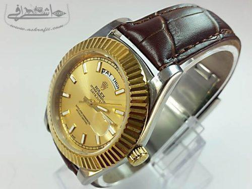 طرح اصل Rolex Datejust-Br