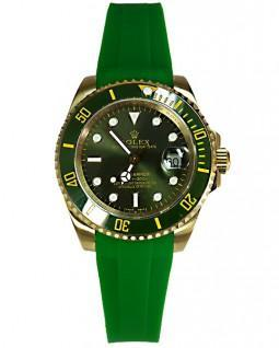 ساعت مچی رولکس اویستر سبز رنگ