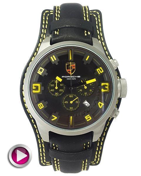 ساعت پورشه دیزاین Porsche JP-24056M-01