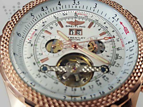 صفحه ساعت برایت لینگ بنتلی BREITLING BENTLEY-23-05