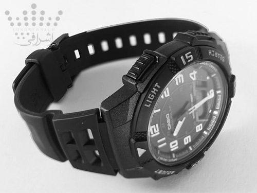ساعت کاسیو اورجینال Casio AQ-S800W-1-03