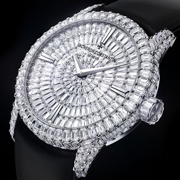 یکی گرانقیمت ترین ساعت مچی های جهان ساخته شده توسط واشرون کنستانتین