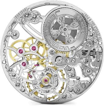 موتور ساعت واشرون کنستانتین