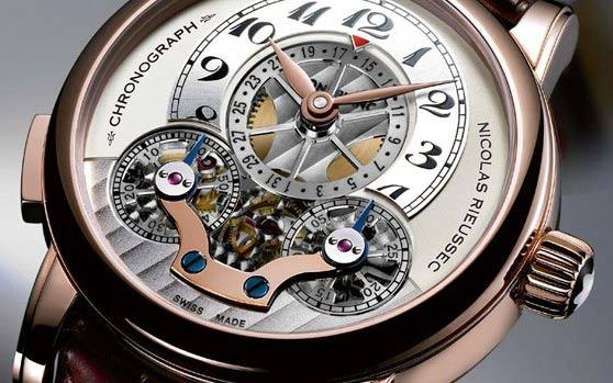 ساعت مونت بلانک لوگوی مونت بلانک | mont-blanc