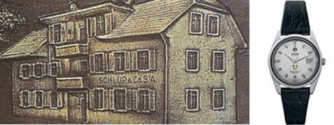 تاریخچه کمپانی ساخت ساعت رادو