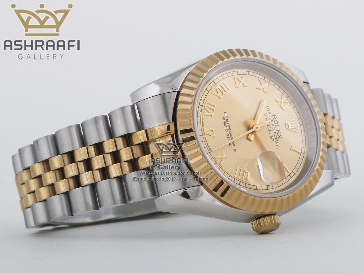 ساعت رولکس های کپی موتور اتا Rolex Datejust 84