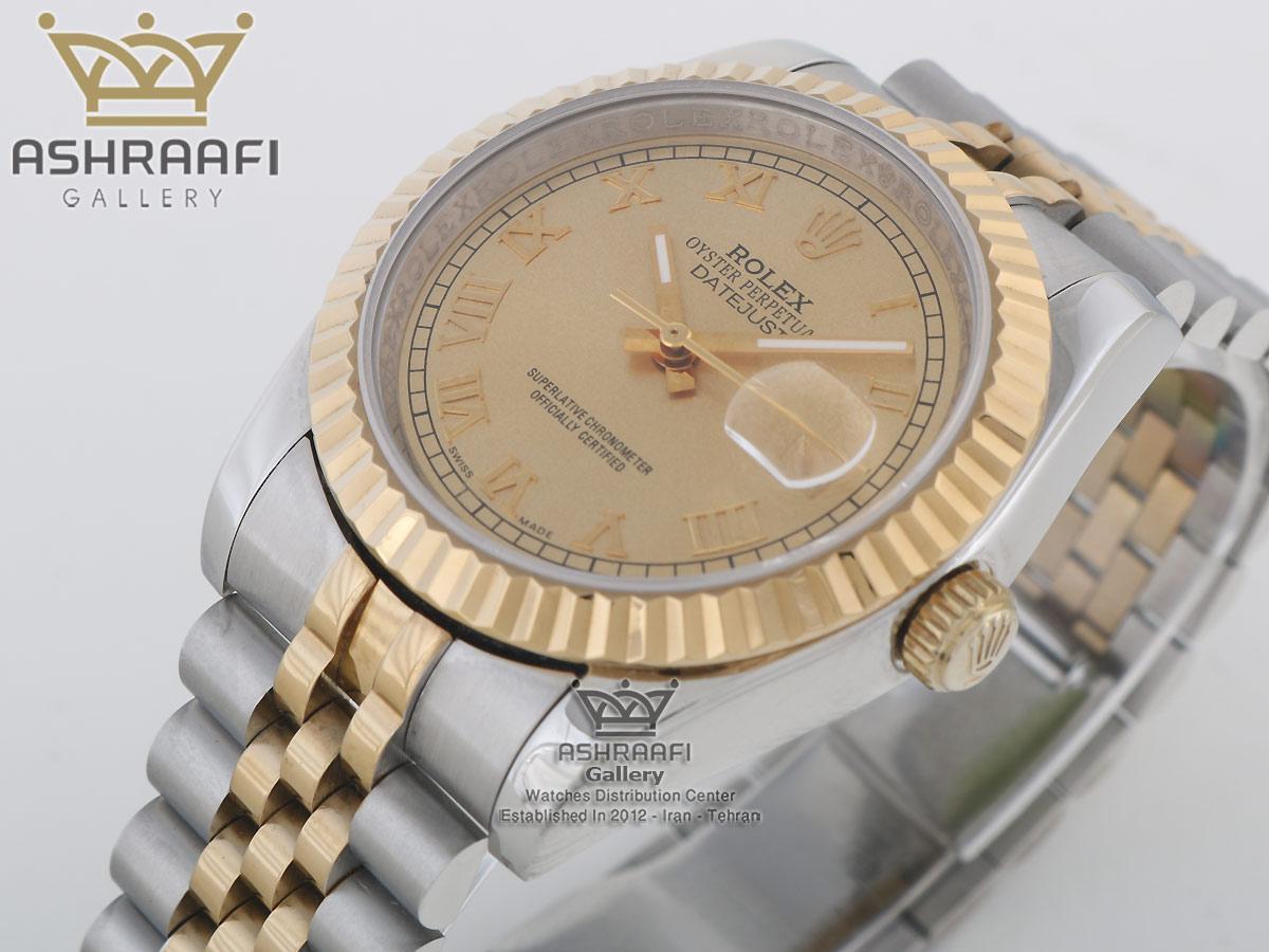 بهترین کیفیت رولکس های کپی Rolex Datejust 84