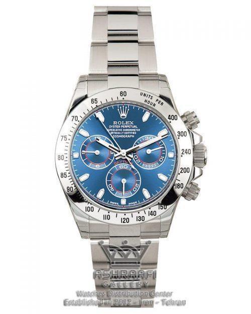 فروش ساعت دیتونای رولکس تمام استیل Rolex Daytona D18