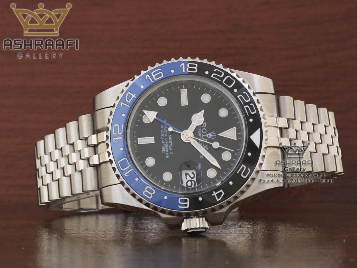 فروش ساعت جهانی رولکس GMT Master