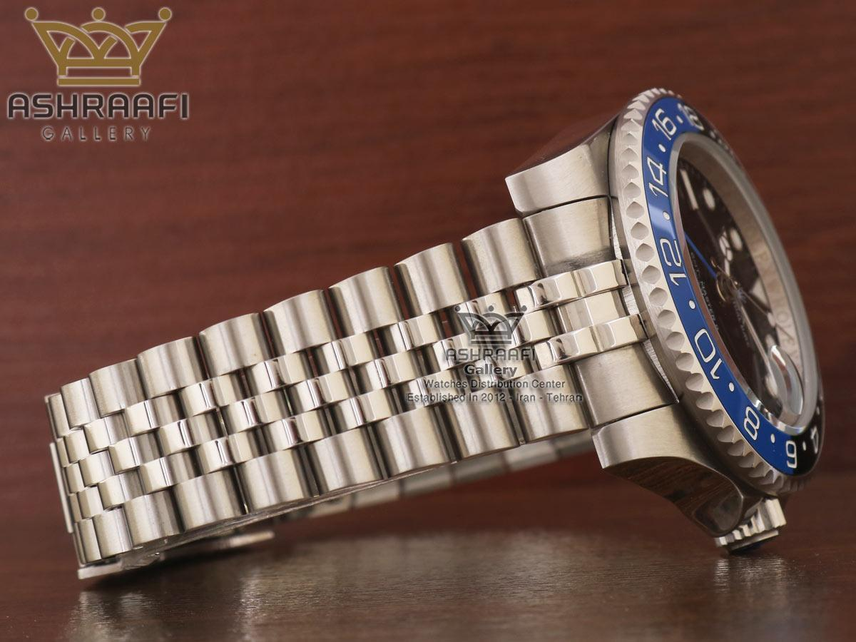 ساعت بند جوبیلی جهان نمای رولکس GMT Master