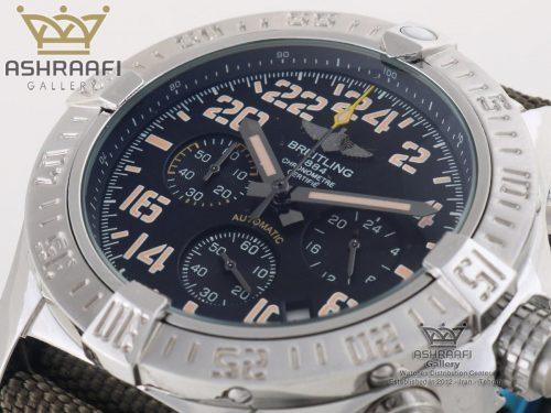 ساعت بند برزنت لجنی برایتلینگ Breitling A13370